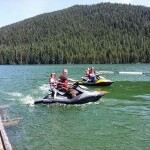 2 and 3 person Jet skis for rent