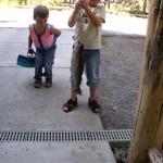 Young and old alike enjoy fishing at Lemolo