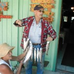 Vern loved fishing Lemolo