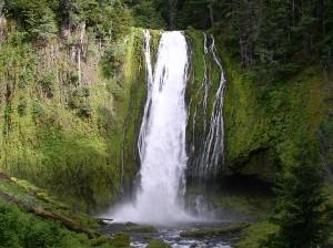 165 foot Lemolo Falls